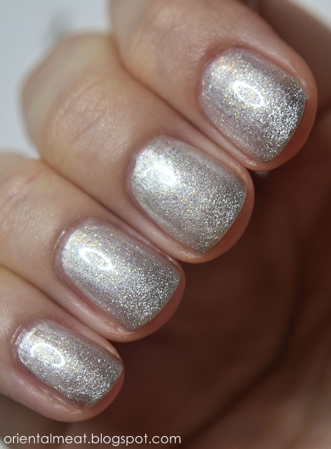 Deborah Lippmann-Let it snow!
