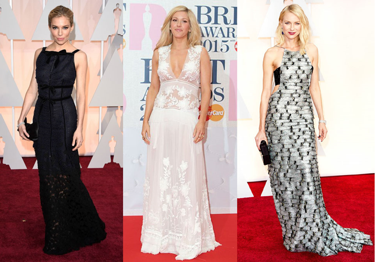 awards season 2015 best dresses