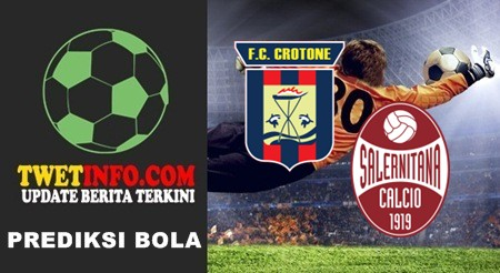 Prediksi Crotone vs Salernitana