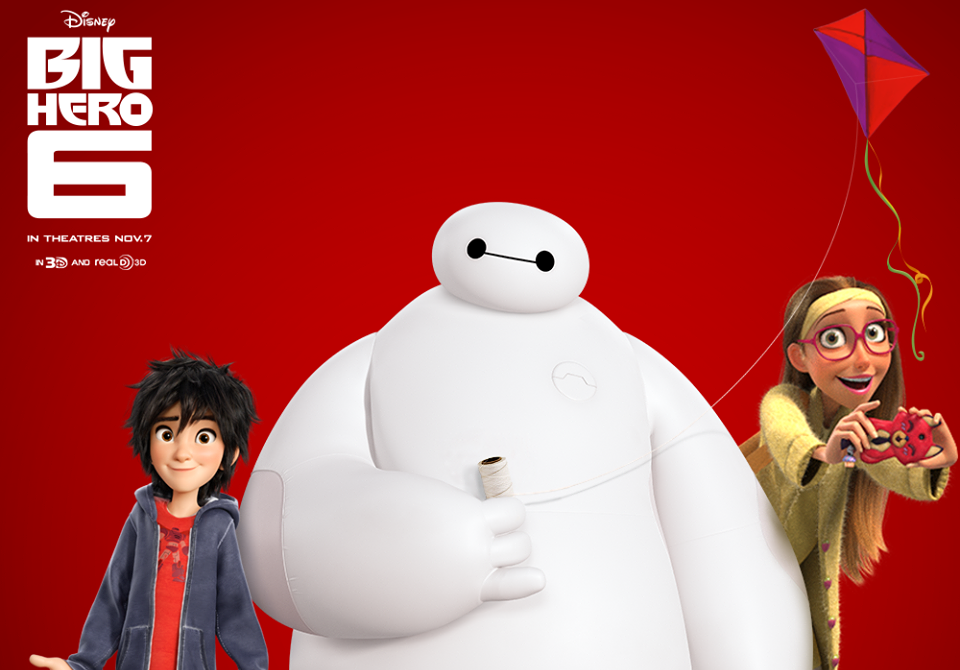 Big Hero 6: New Trailers & Images