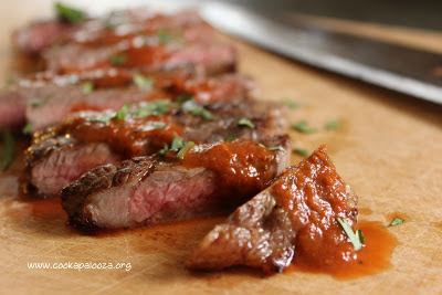 South of the Border Style Steak Sauce