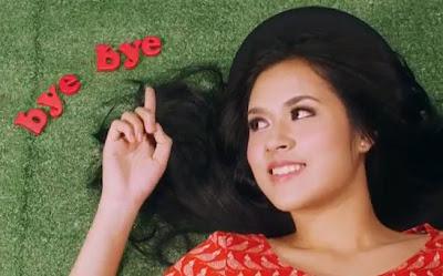 kunci gitar, MP3, download ,Raisa Bye Bye