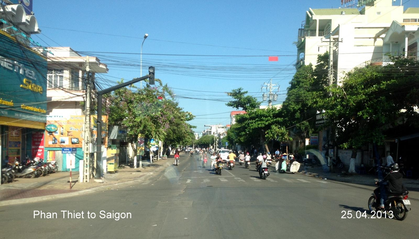 Phan Thiet Vietnam  city images : Jan Martin's Travel Blog: Vietnam Phan Thiet to Saigon April 2013