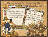 Hopping through the Holidays Blog Hop