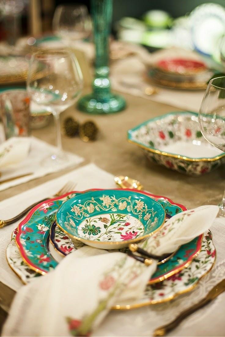 vajilla cuberteria decoracion boda barroca blog mi boda gratis