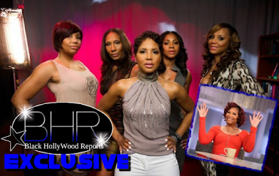 "Traci Braxton Clears Up Feuding Rumors With Her Sisters On ""The Real"""