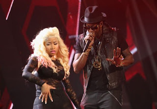 Nicki Minaj, American Country Pop Singer, Singer, The 2012 BET, The 2012 BET Awards Stage, Nicki Minaj new photos at The 2012 BET Awards Stage