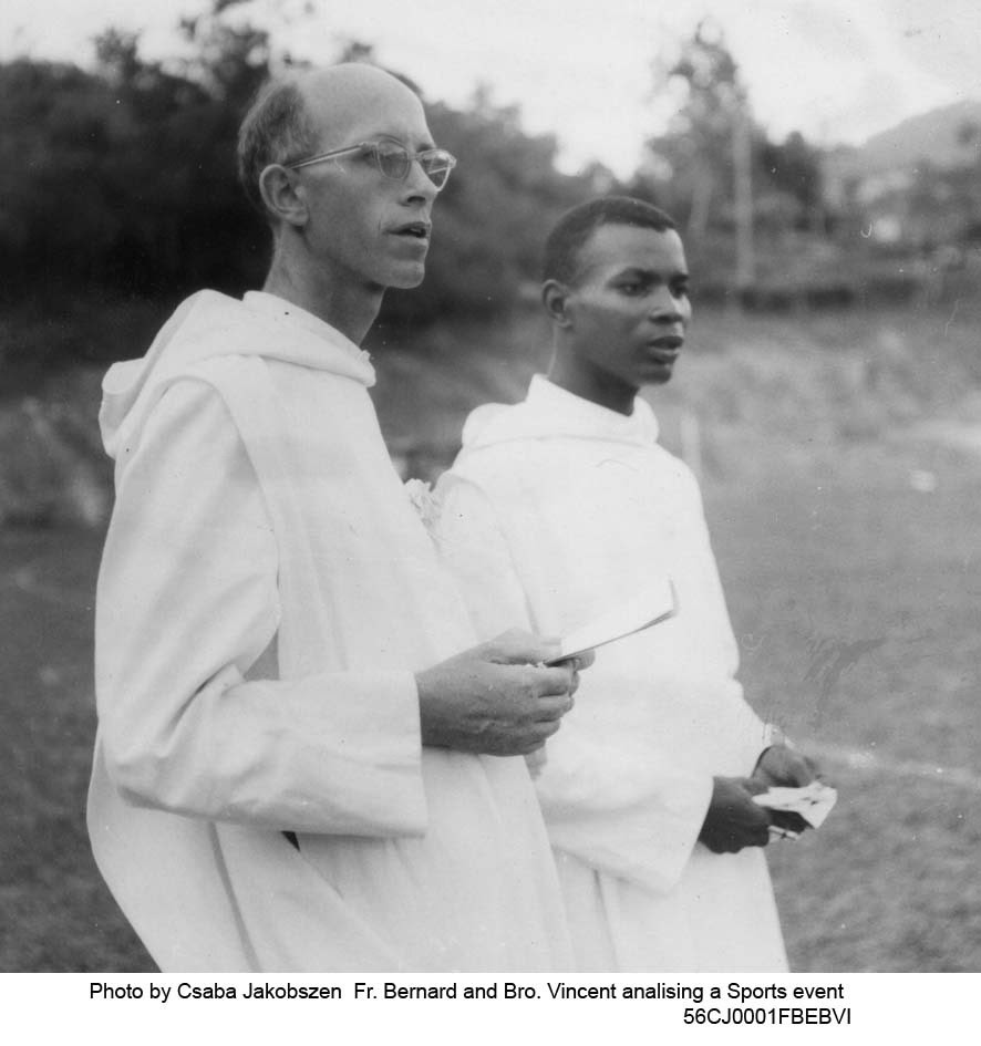 Fr Bernard, ca 1956