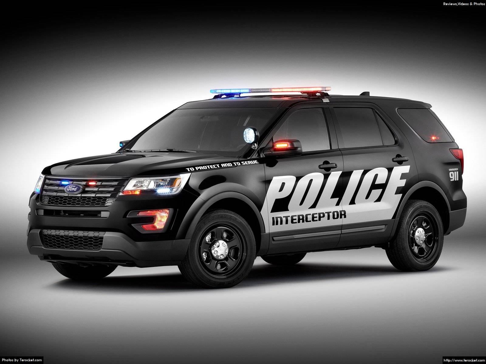 Hình ảnh xe ô tô Ford Police Interceptor Utility 2016 & nội ngoại thất
