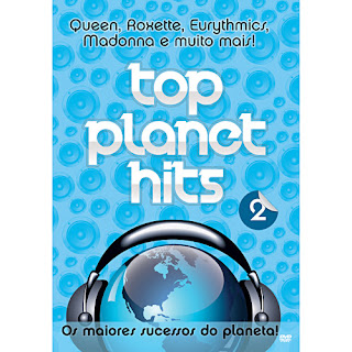 Top Planet Hits Vol.2 DVD-R