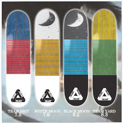 palace skateboards team