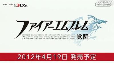 Fire Emblem 3DS
