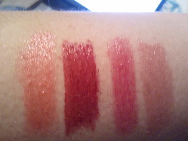 Intrubeauty Lipstick Swatches Galore