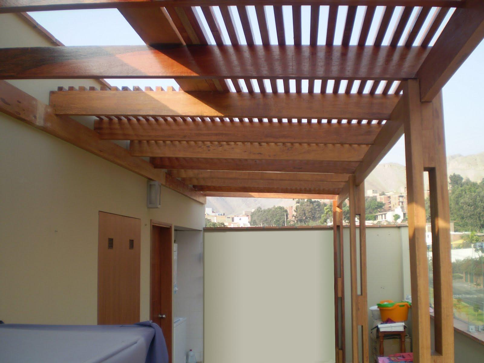 Carpinter a sotero techos sol y sombra - Toldos sol y sombra ...