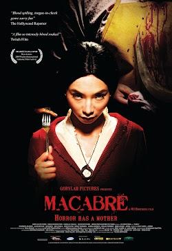Mẹ Ghẻ Sát Nhân - Macabre (2009) Poster