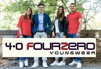 4-0 FOURZERO abbigliamento youngwear
