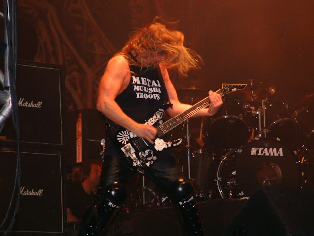 Jeff Hanneman - Slayer - Raining Blood