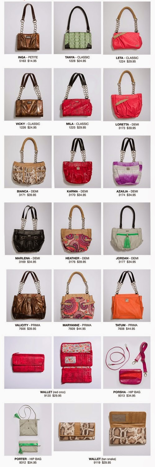 Shop Miche May 2013 Release
