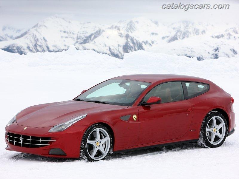 صور سيارة فيرارى FF 2013 - اجمل خلفيات صور عربية فيرارى FF 2013 - Ferrari FF Photos Ferrari-FF-2012-12.jpg