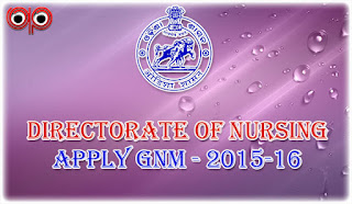 Apply Online For General Nursing & Midwifery (GNM) Courses 2015-16