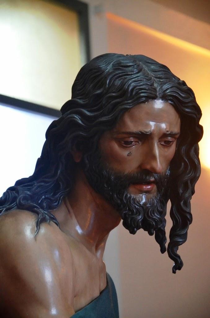 Nuestro Padre Jesús de la Esperanza en el Puente Cedrón - Sevilla