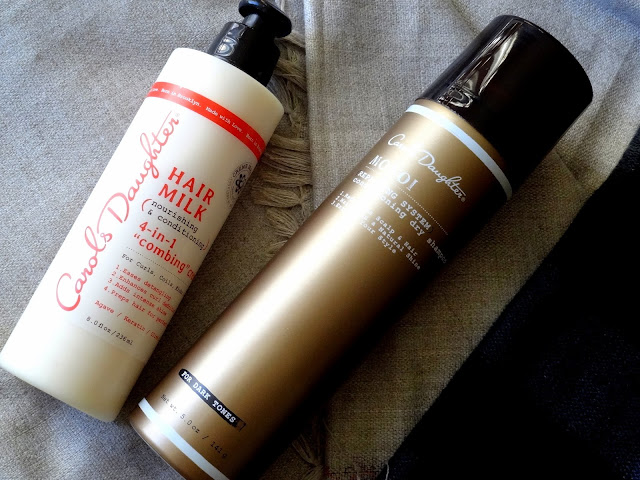 Carol's Daughter Hair Milk and Monoi Conditioning Dry Shampoo