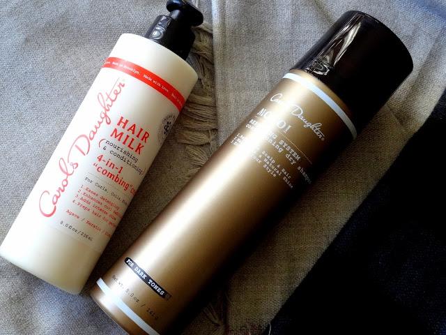 Carol's Daughter Hair Milk and Monoi Conditioning Dry Shampoo