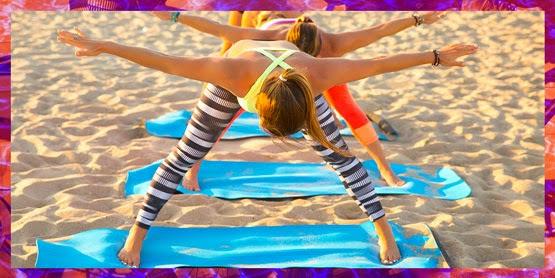 mallas deportivas yoga adidas