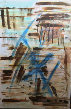 "Independence  24"" by 36""  SOLD"