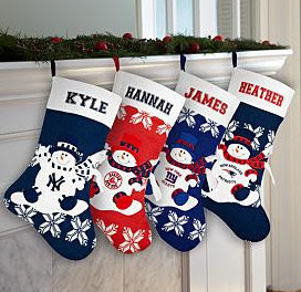 New York Giants Stockings