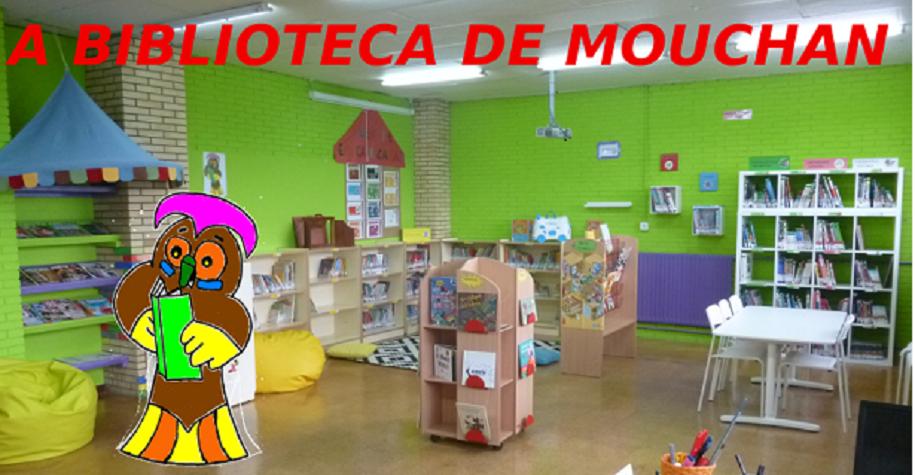 A biblioteca de Mouchán
