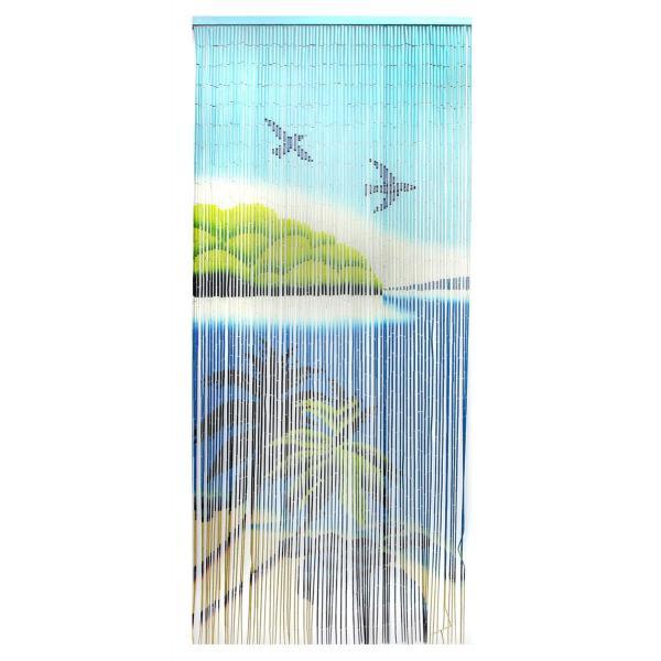 Bamboo Curtains For Doors Bamboo Craft Photo