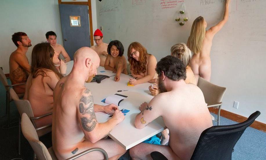 perusahaan telanjang=