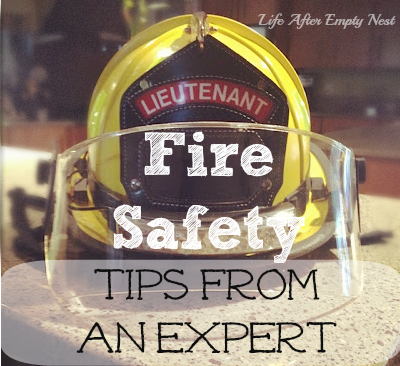 Fire Prevention Week! Safety Tips from a Fire Lieutenant
