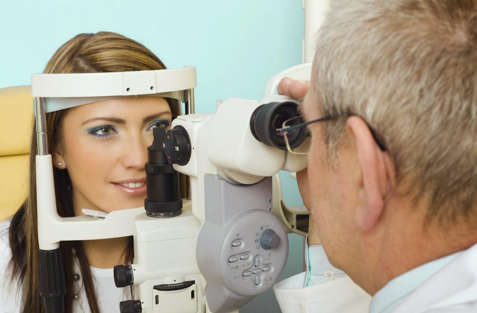 Merawat Kesehatan Mata