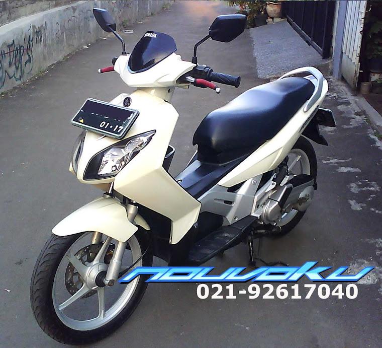 Yamaha Nouvo Z 2007 WHITE