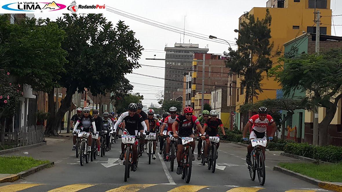 Así sucedió La Vuelta a Lima 2015