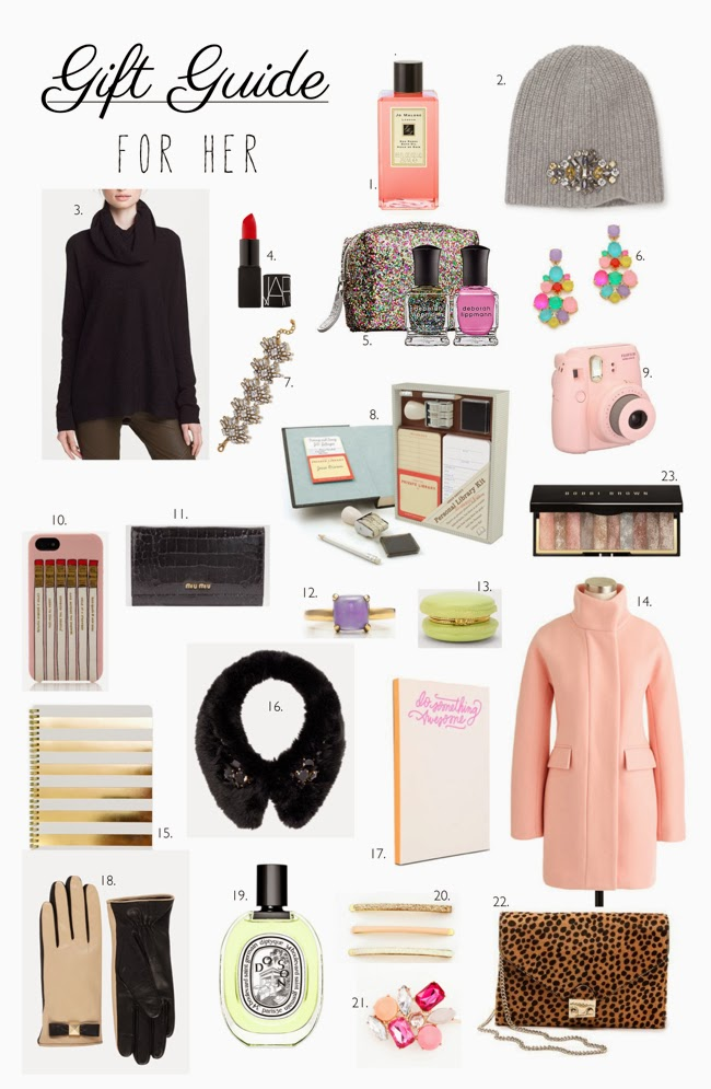 Dreams in HD: Gift Guide :: For Her