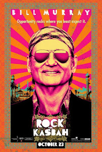 Rock the Kasbah Poster