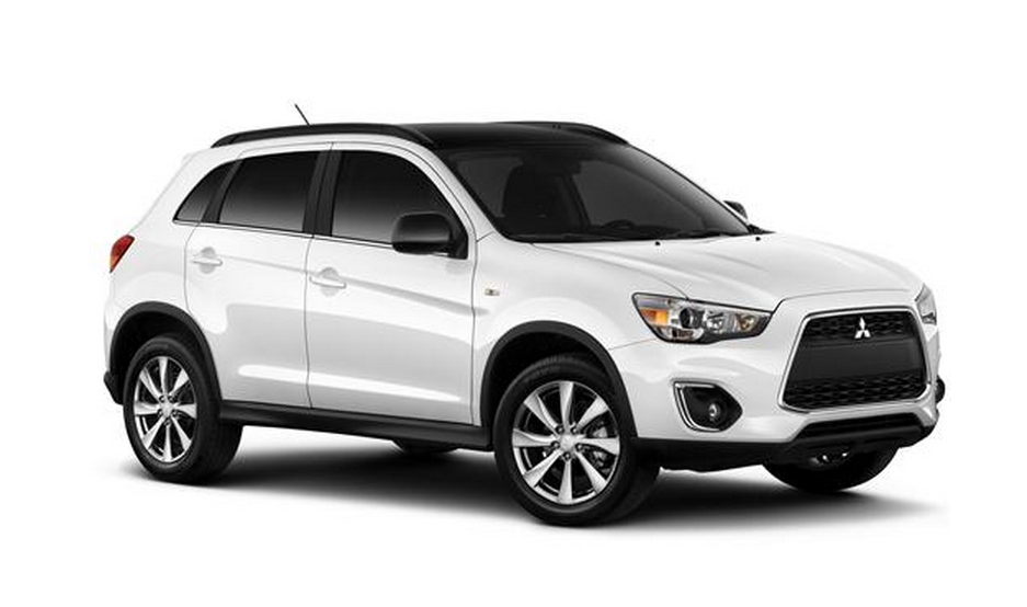 The Diary of a Nouveau Soccer Mom: Mitsubishi Outlander Sport Review