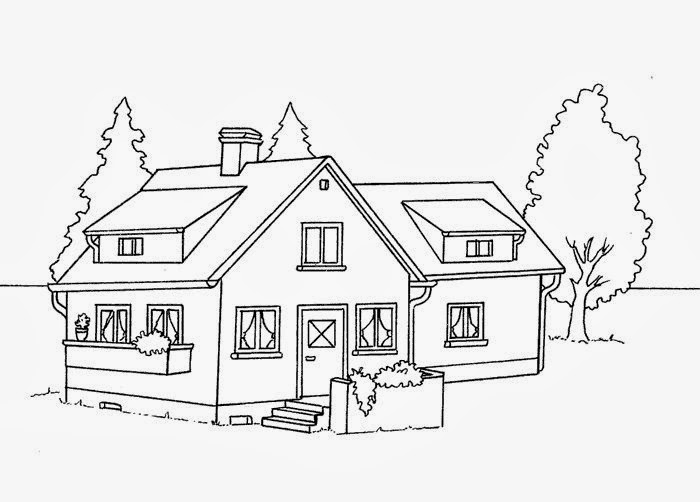 Tipos de Casas - Modelos de Casas - Casa de Alvenaria