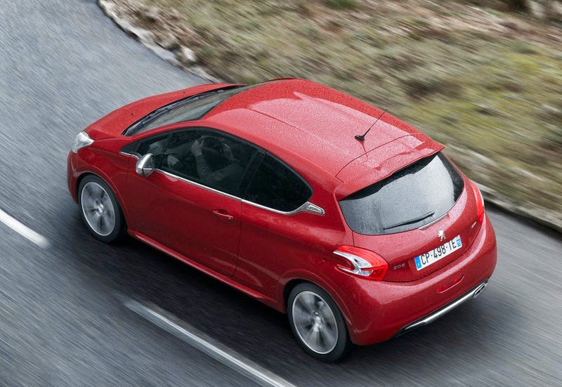 Peugeot 208 GTi, 2014, Indo Automobiles, Cars Concept, Luxury Automobile