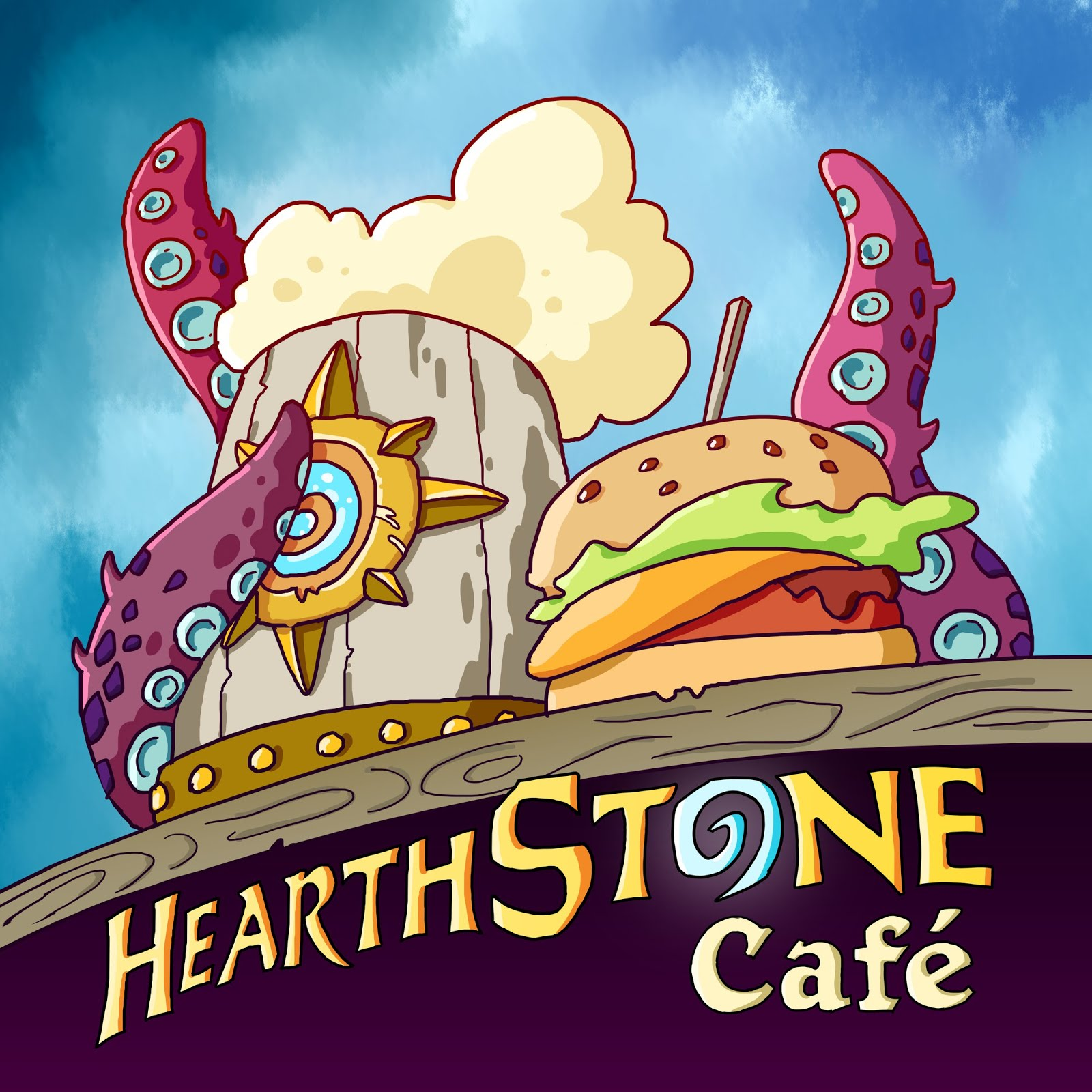 Hearthstone Cafe
