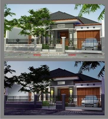 jasa desain rumah on subhanallah....: rumah idaman