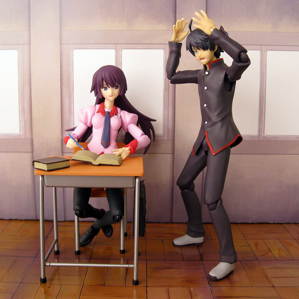araragi and senjougahara relationship help