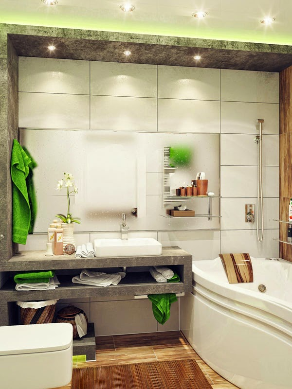 Bathroom Design Ideas For Interior Important Points Picture 12
