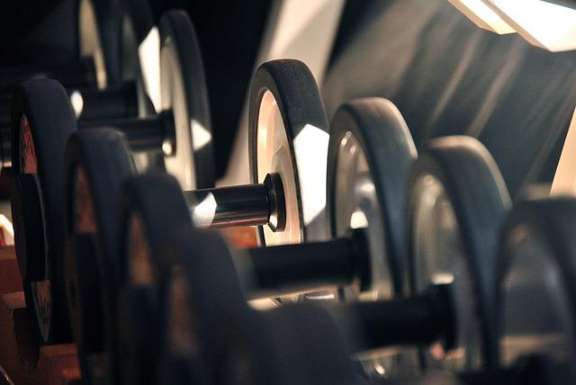 Bagi Wanita, Membangun Otot Dengan Angkat Beban Ringan