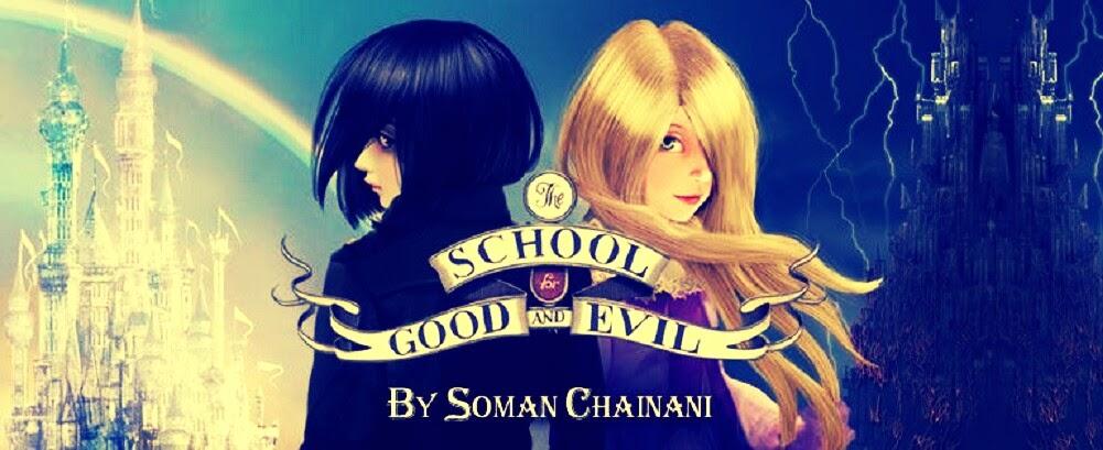 Akademia Dobra i Zła - Soman Chainani
