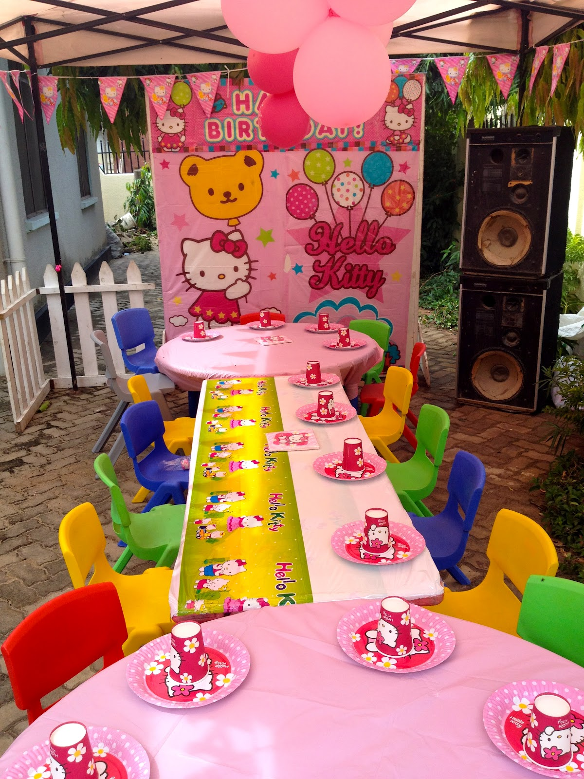 Kids Events Kids Parties Hello Kitty Inspired Party