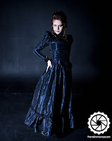 Steampunk-Gothic-Victorian-Dress